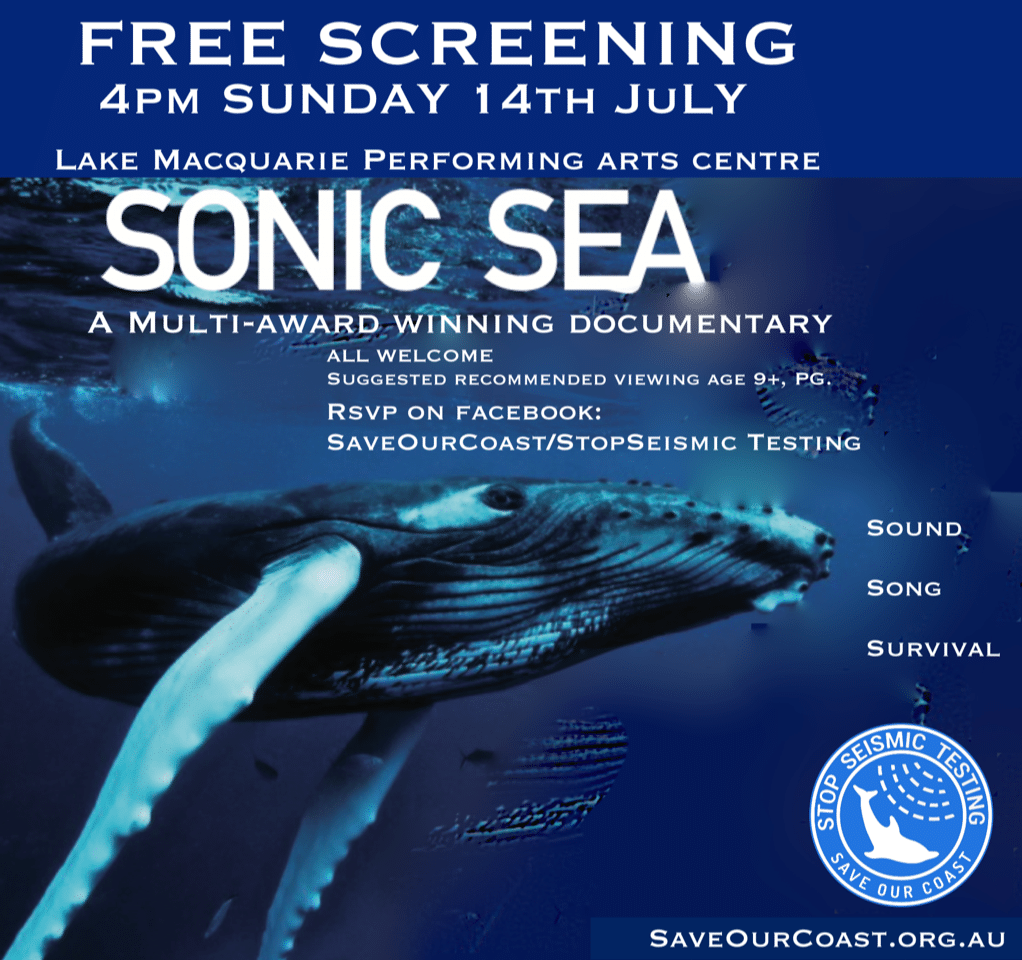 sonic sea free screening